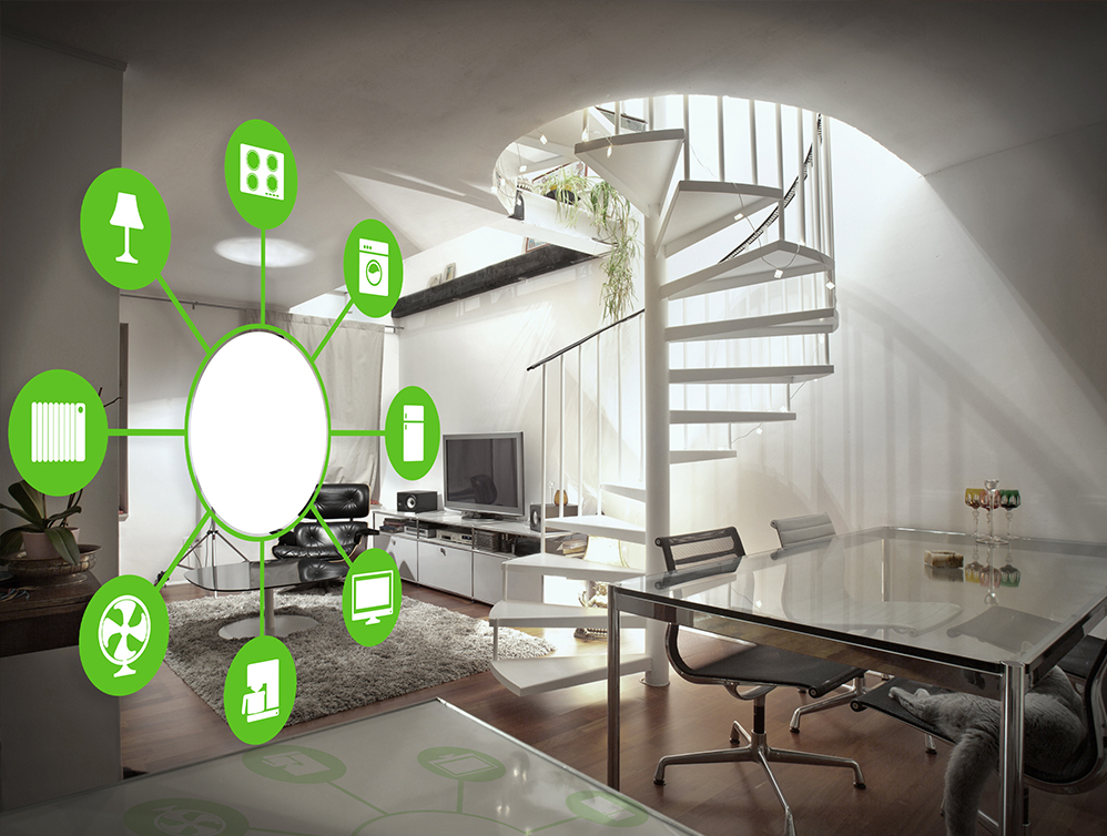 PassivLiving Hub & In-Home Control