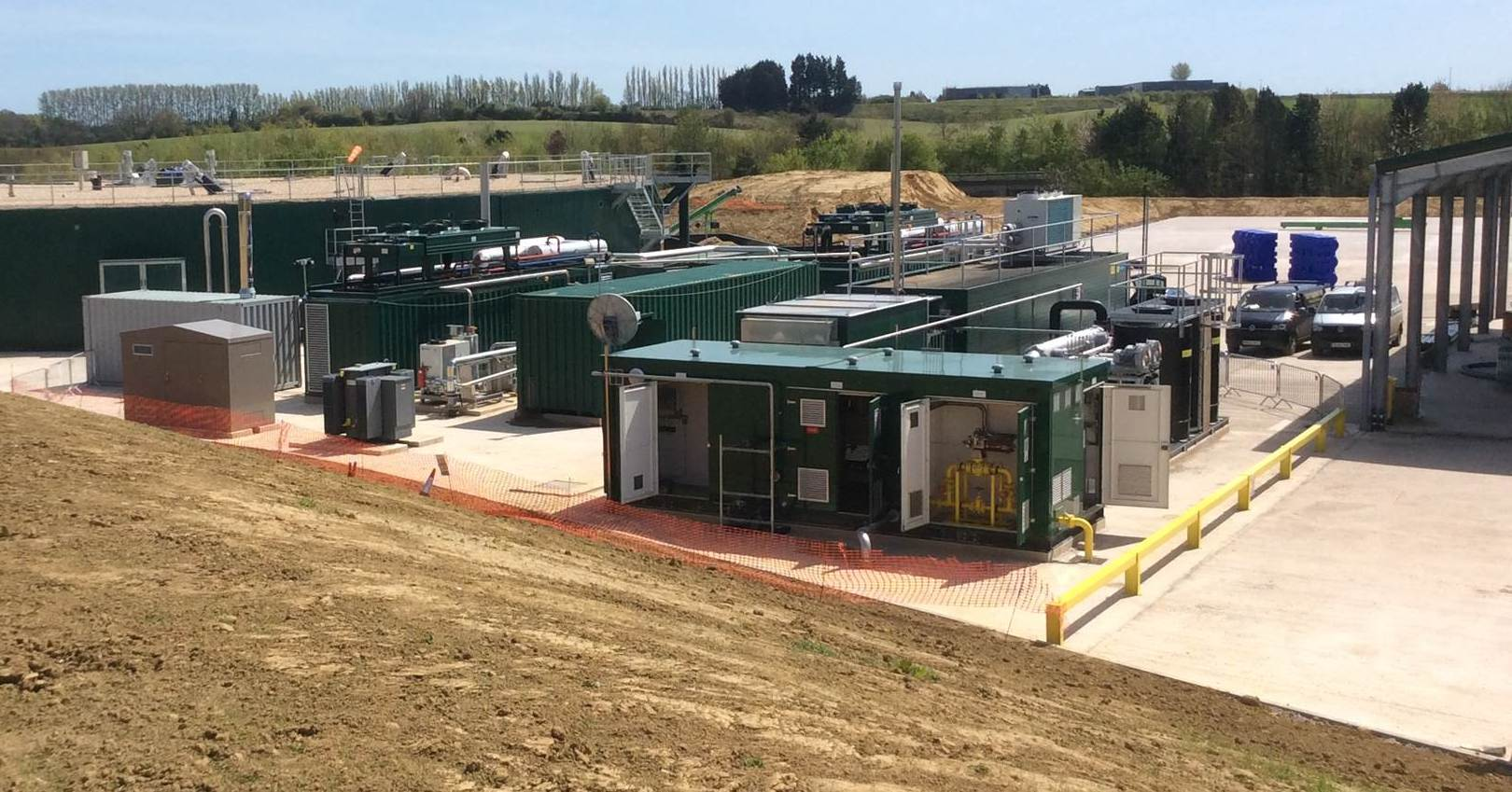 PassivSystems secures funding for green biogas network demonstrator