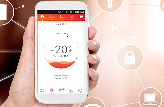 Shell teams with PassivSystems to launch the B-Snug smart hybrid home heating system